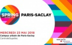 PARIS-SACLAY SPRING, le « warmup » de Viva Technology