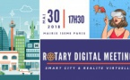 Rotary Digital Meeting - Smart City - Réalité Virtuelle