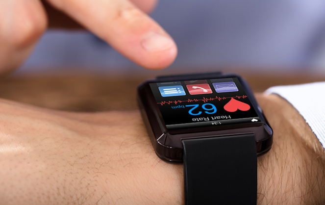 Les wearables, ces objets connectés qui vont permettre de mieux connaitre l'étendue de notre patrimoine santé (photo archive Adobe Stock)