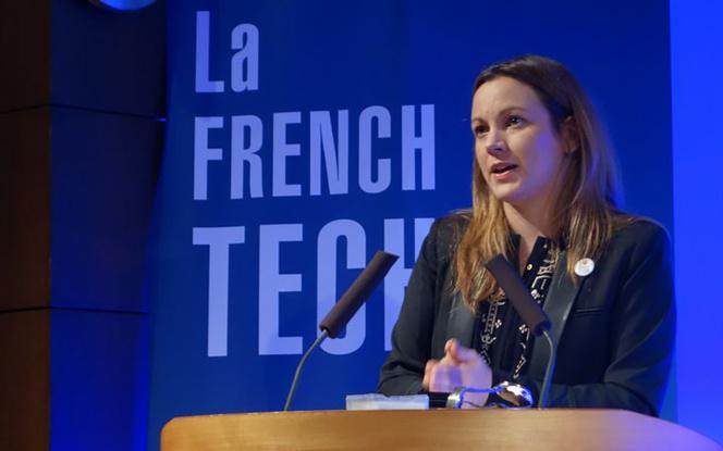 Axelle Lemaire, la Secrétaire d'État au Numérique, lors du dernier CES de Las Vegas (photo ZNet)