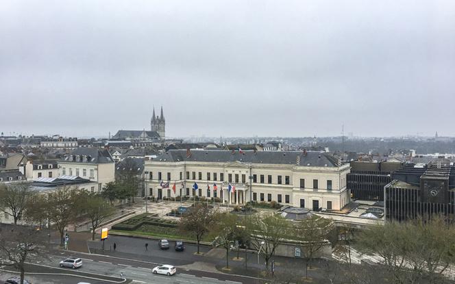 L'hotel de Ville d'Angers