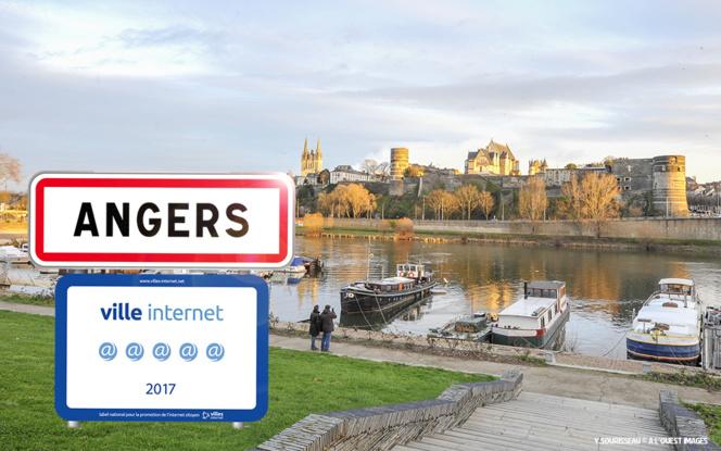 Un cadre agréable et historique, mais de plus en plus d'usages numériques pour Angers
