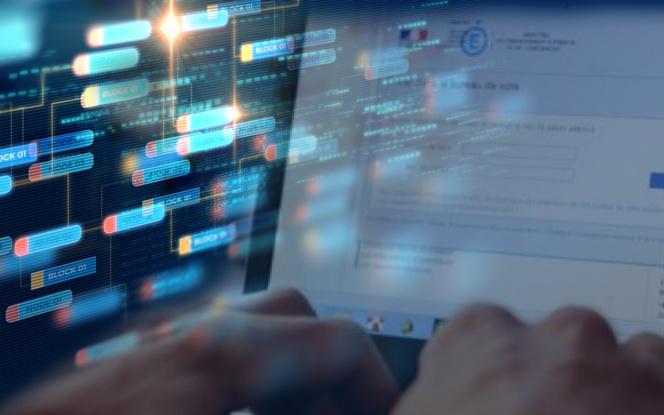 Votechain, le vote électronique qui utilise la technologie Blockchain (Photo Fotolia - Medhi Fedouach - Orange)