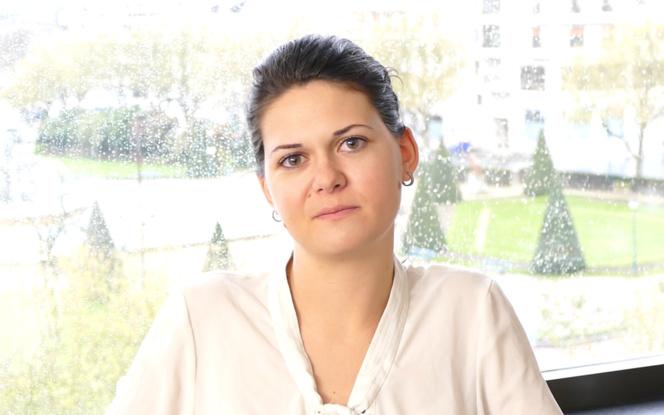 Constance Nebbula, élue municipale d'Angers, déléguée à l'économie numérique et à l'innovation