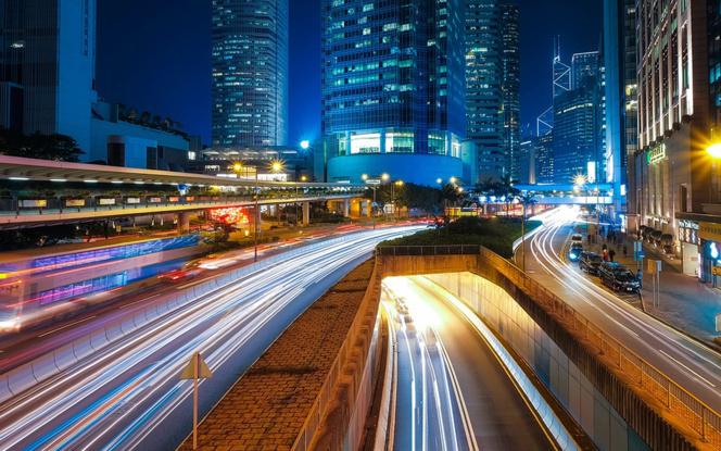 la ville moderne technologique, connectée, est-elle pour autant une smart city ? (photo LDD Pixabay)