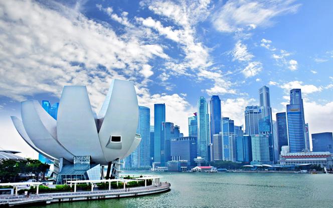 Singapour (Malaisie) une ville référence en matière de Smart City (photo LDD Pixabay)