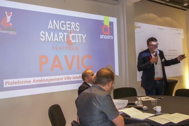 La présentation de Pavic lors du cas pratique intitulé : réussir l'interopérabilité et améliorer le pilotage de la collectivité