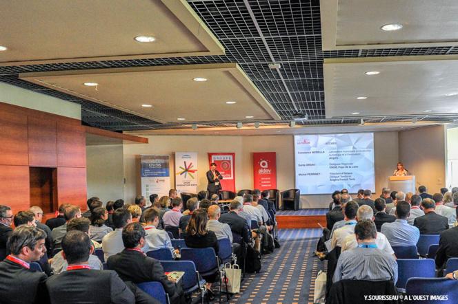 Un précédent Forum Pavic, organisé au Parc des Expositions d'Angers, en juin 2016