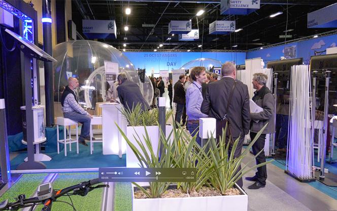 Le salon Innovation's Day au parc des expositions d'Angers
