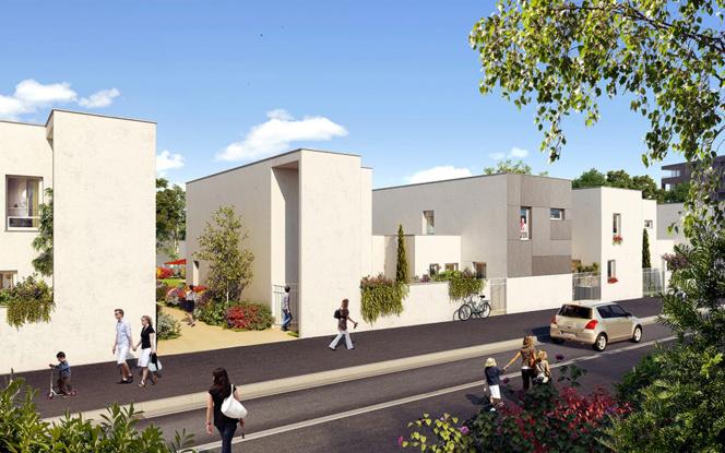 La résidence Cérès à Blagnac (Photo VINCI Immobilier)