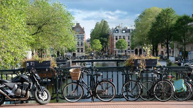 Amsterdam, une ville agréable à vivre, où les citoyens ont la parole (Photo Pixabay)