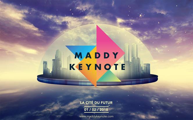 La Cité du futur à la Maddy Keynote 2018