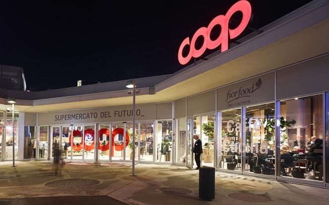 Le supermercato del futuro à Milan (Photo Gondola)