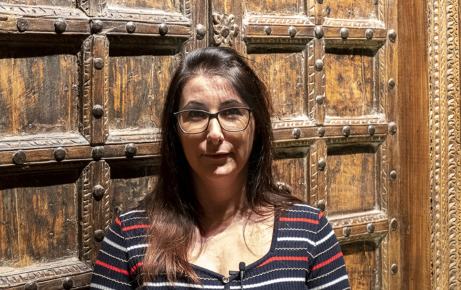Viviana Peretto, la fondatrice et directrice d'Avis2sante
