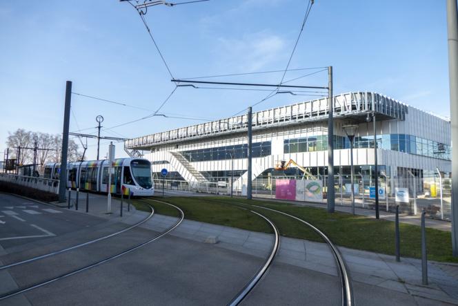 La nouvelle patinoire d'Angers, un chantier qui génère 30 00 tonnes de déblais