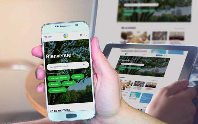 Une site nouvelle génération, adapté aux usages (photo Ville d'Issy)