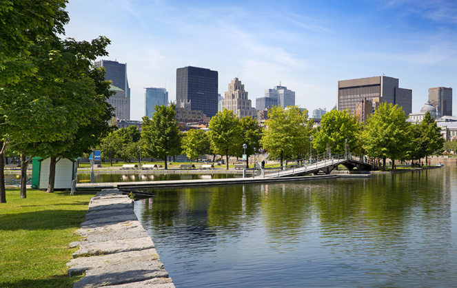 Montréal en été (photo Adobe Stock)