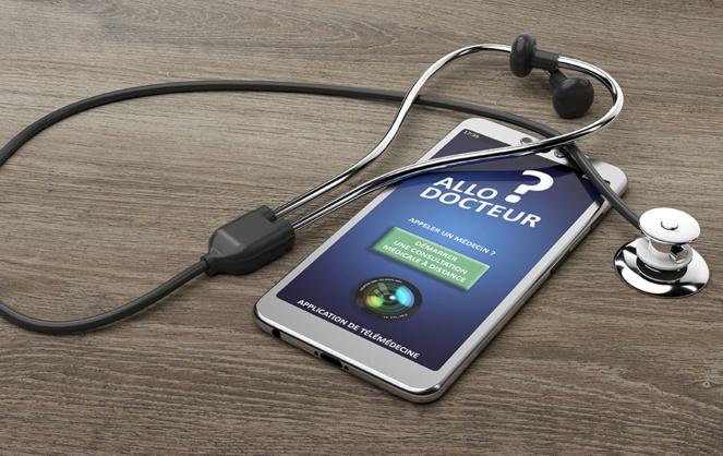 la télémédecine fonctionne et a déjà démontré toute son efficacité et tous ses potentiels (photo Adobe Stock)