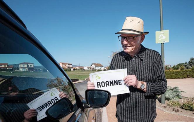 De l'autostop entre voisins pour les habitants de Roanne et sa région (Photo Roannais Agglo)