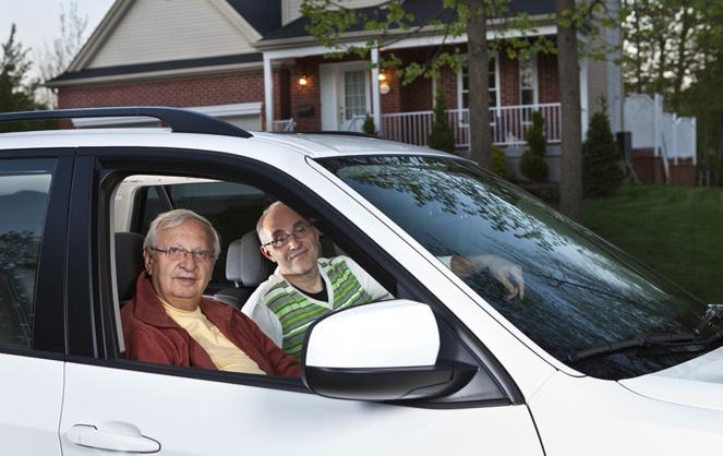 Covoiturage de proximité : rapprocher les habitants, faire des économies et lutter contre l'autosolisme (photo d'illustration Adobe Stock)