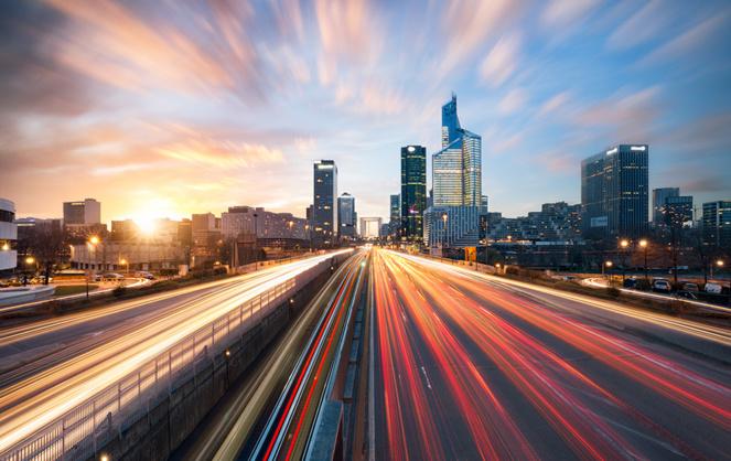 Une expertise fine des flux de circulation pour prévoir les aménagements urbains (Photo Adobe Stock)
