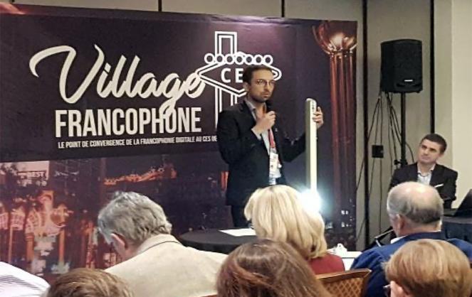Conférence matinale du village francophone (Photo Village Francophone)