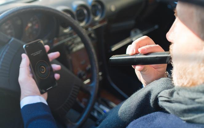 Un appareil que tout conducteur devrait avoir dans sa voiture (Photo Olythe)