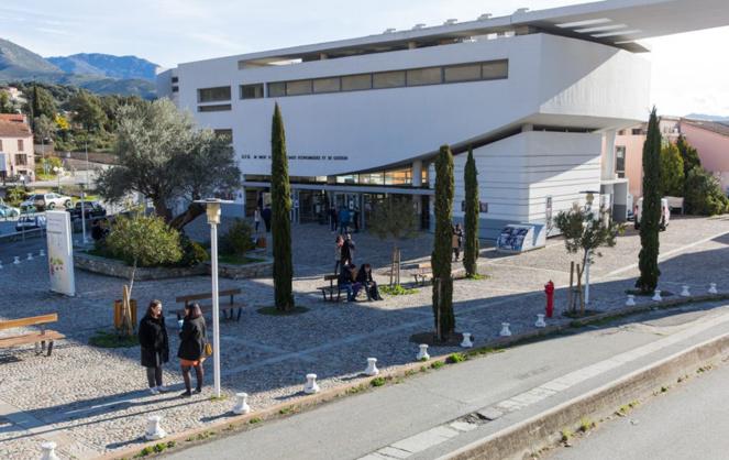 La Faculté de Droit et de Science Politique de Corse (photo service communication université)