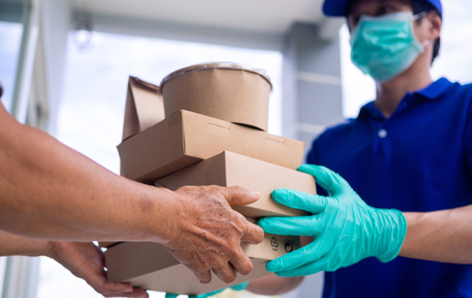 Un outil qui devrait aider les entreprises et commerces pas forcement préparés à la livraison à domicile, à organiser et optimiser leurs tournées (photo Adobe Stock)