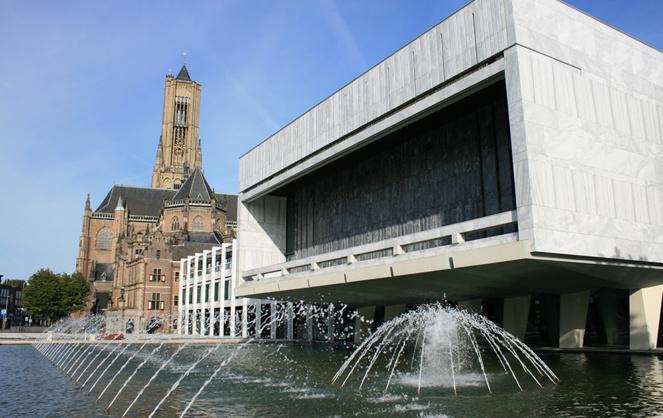 La cité néerlandaise d'Arnhem, entre modernité et tradition (Photo Adobe Stock)