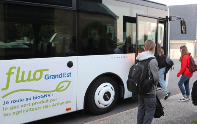 Fluo Grand-Est est un service de déplacement multimodal et une application dédiée qui répondent à la volonté de la Région Grand Est d'offrir un service à l'usager plus performant et facile d'utilisation (photo Région Grand Est)