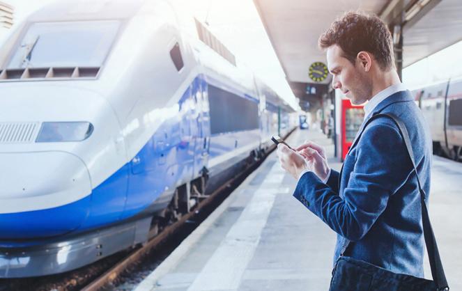 De nombreuses entreprises, à l'exemple de la SNCF considèrent qu'elles proposent des solutions de Maas. Mais est-ce vraiment le cas (Photo d'illustration Adobe Stock)