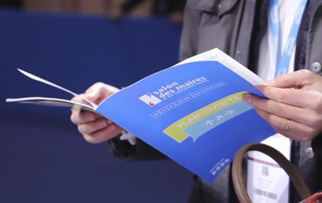 Le Salon des Maires et des Collectivités, un événement incontournable auquel se pressent tous les élus français et leurs collaborateurs (Photo SMCL)