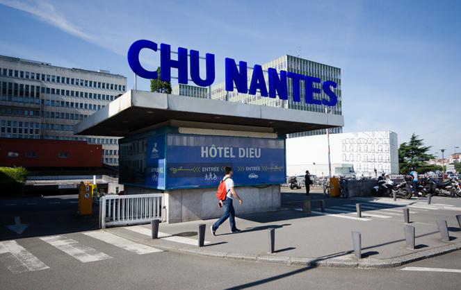 C'est le datacenter du CHU de Nantes, lequel est en cours de reconstruction, que sont stockées les données du GCS Hugo (Photo CHU Nantes)