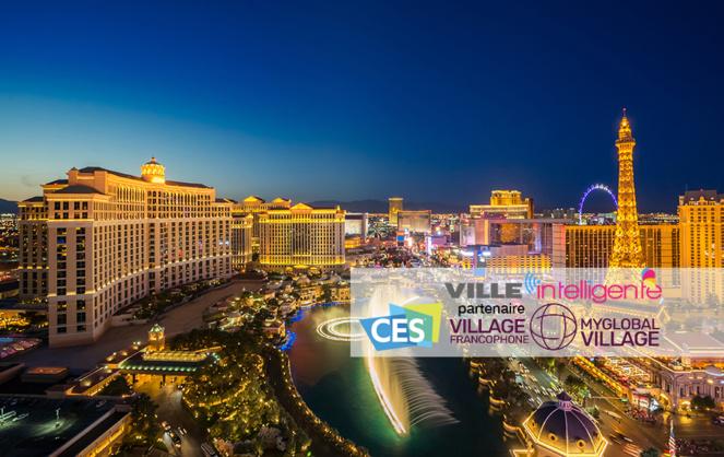 Las Vegas, où se déroule habituellement le Consumer Electronics Show (photo Adobe Stock)