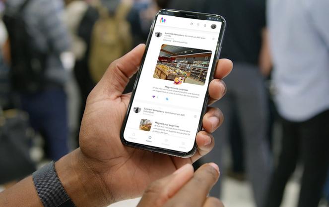 Des actions collectives, en faveur de l'environnement, à mener depuis son smartphone. Simple, ludique et engageant (photo MotionLyf)