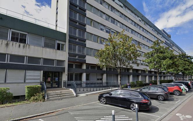 La caisse de Sécurité Sociale d'Angers (photo Google Street view)