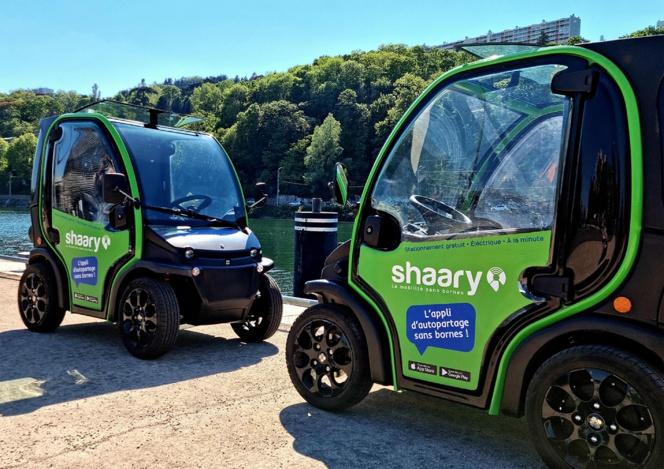 Des voitures électriques sans bornes de recharge bientôt disponible en France (source : CP Wesk, Shaary)