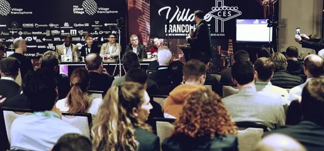 My Global Village et Village Francophone se réunissent lors des grands évènements comme celui de Viva Technology (source : site My Global Village)