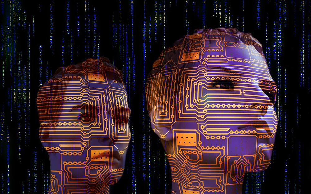 Un ordinateur piloté directement par notre cerveau, fiction ou réalité ? (Photo LDD Pixabay)