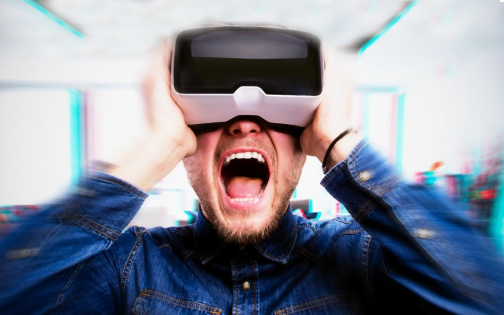 Le sportifs et le grand publics vont se faire peur avec la VR (Extrait vidéo Youtube)