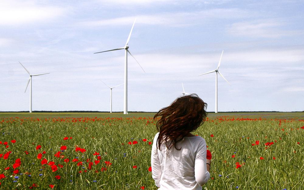 Utiliser l'énergie renouvelable, proche de chez-soi (Photo LDD Pixabay)