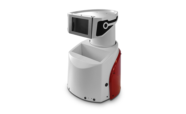 UBO, le robot domestique, fera son show au salon Innorobo à Paris