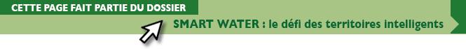 La gestion de l'eau : le défi des territoires urbains