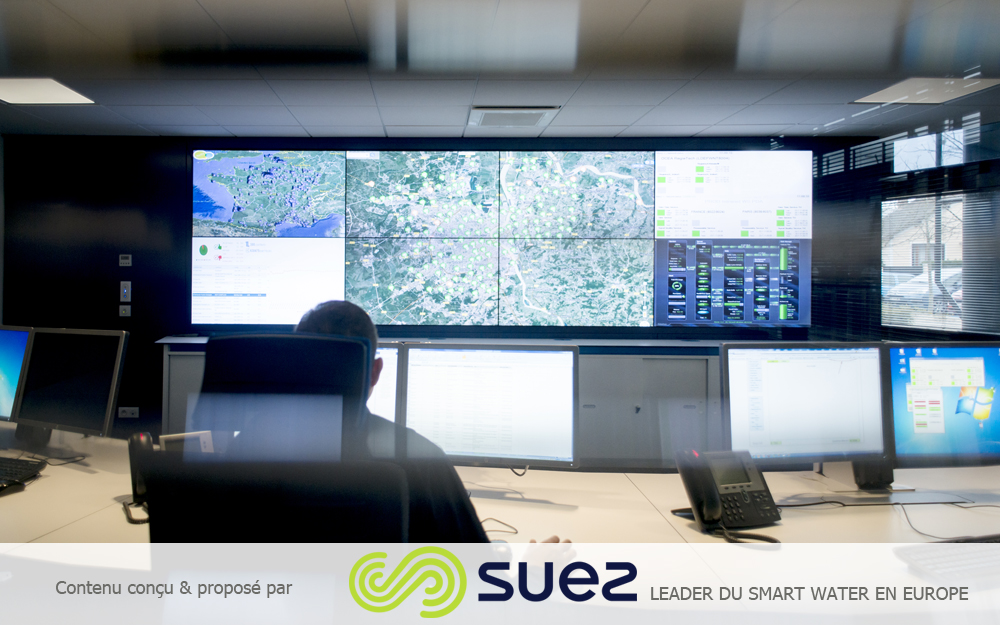 SUEZ place l'innovation au cœur de la protection des ressources