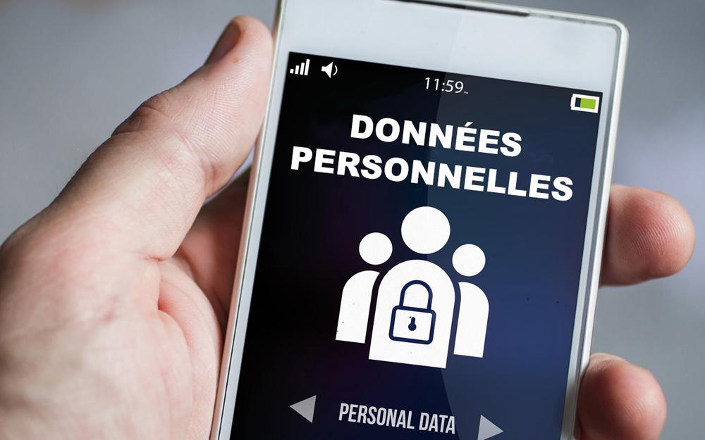 Un site internet dédié à la protection des données personnelles