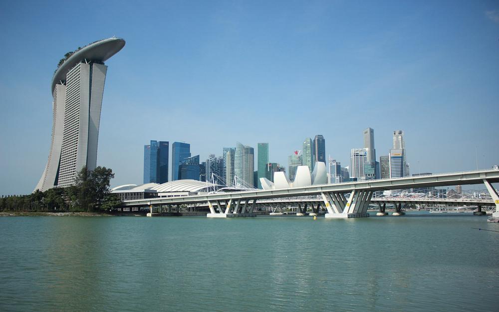 La ville de Singapour (Malaisie). Chaque ville constitue une opportunité économique pour nos entreprises, en France comme à l'étranger (Photo LDD Pixabay)