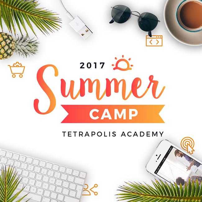 Un 1er « Summer Camp » dédié au numérique pour Tetrapolis Academy