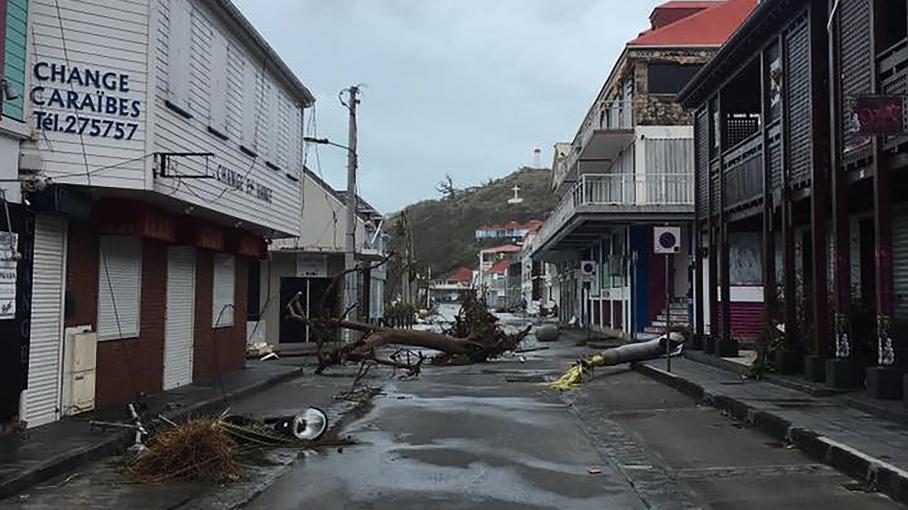 Ouragan Irma : Orange met tout en oeuvre pour rétablir les communications
