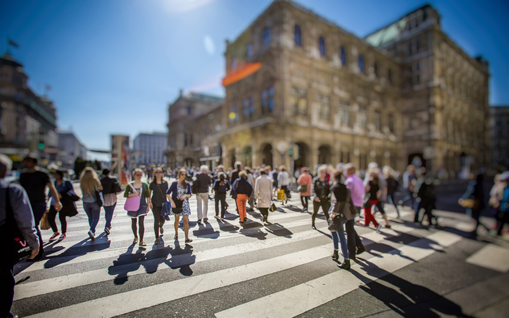 Le citoyen au coeur de la ville intelligente (photo Babaroga)